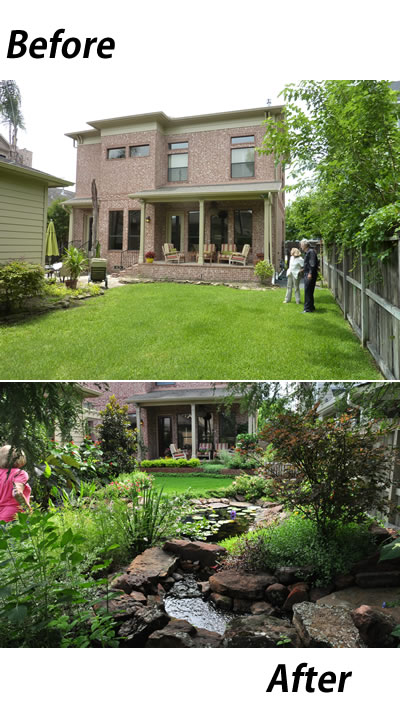 Ordinaire Unique Houston Landscaping Designs U2013 Natureu0027s Realm