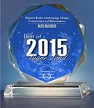 Sugar Land, Texas Award